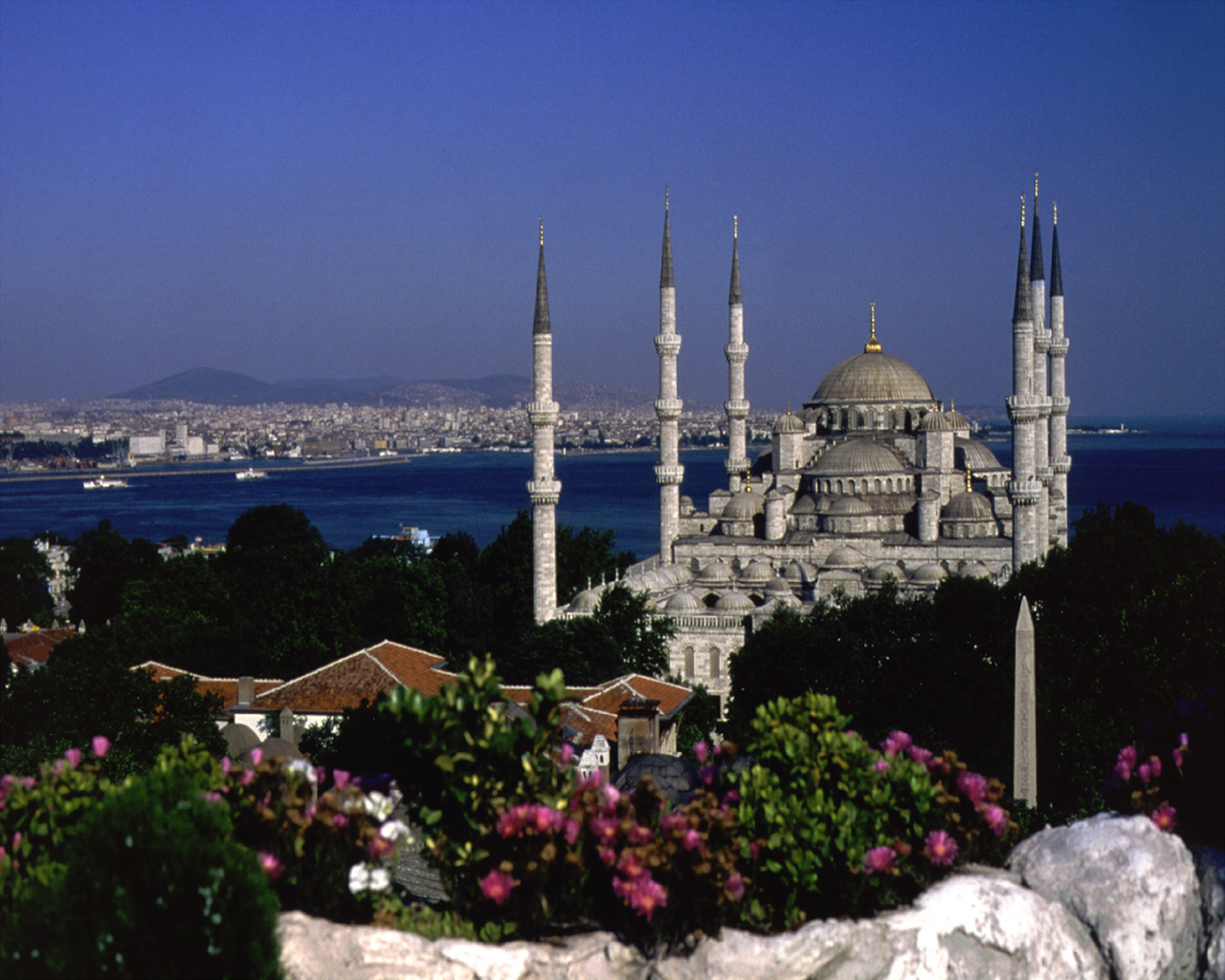 Istanbul Airport Sightseeing Tour