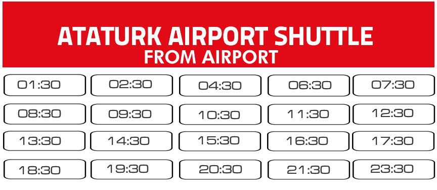 how to get from istanbul airport to sultanahmet